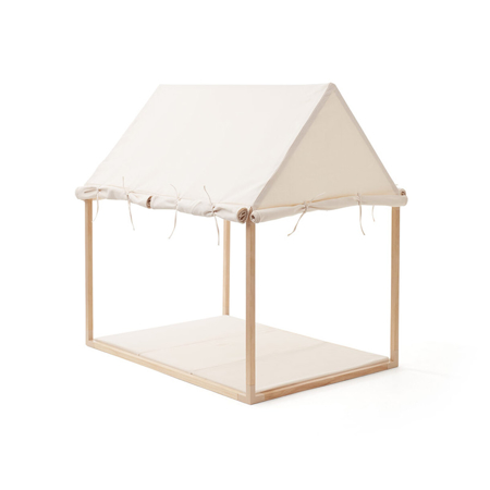 Picture of Kids Concept® Playhouse Tent Natural White