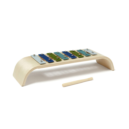 Picture of Kids Concept® Xylophone plywood Blue