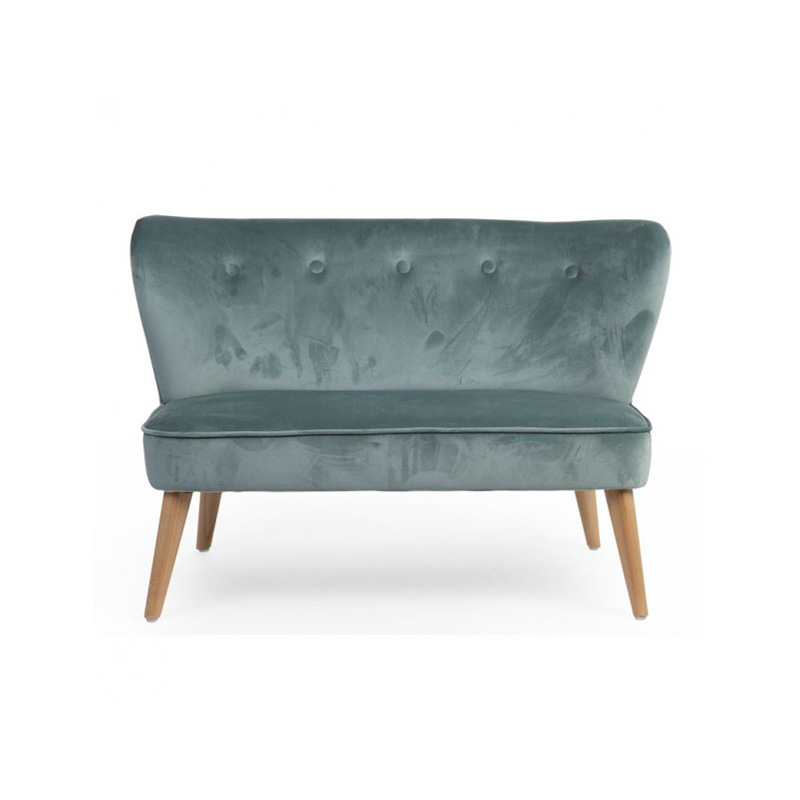 Picture of Childhome® Double sofa Childhome - Green Velvet