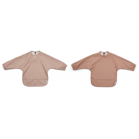 Picture of Liewood® Merle cape bib Rose Mix 2 pcs