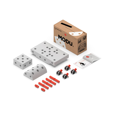 Picture of Modu® Curiosity Set Red
