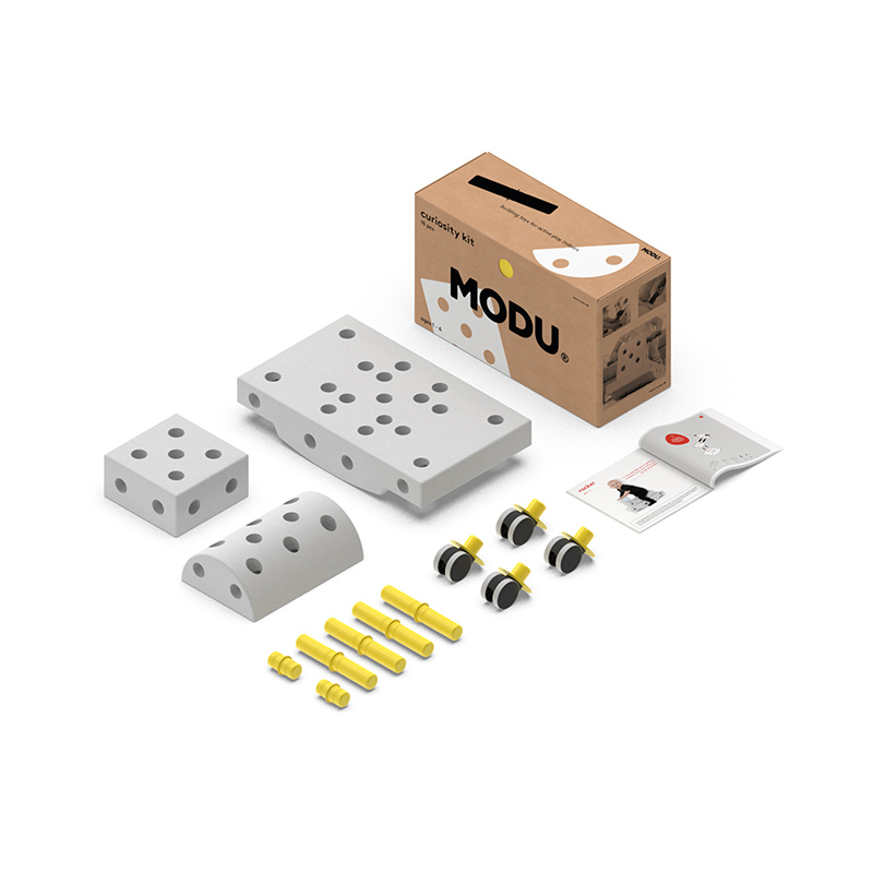 Picture of Modu® Curiosity Set Yellow