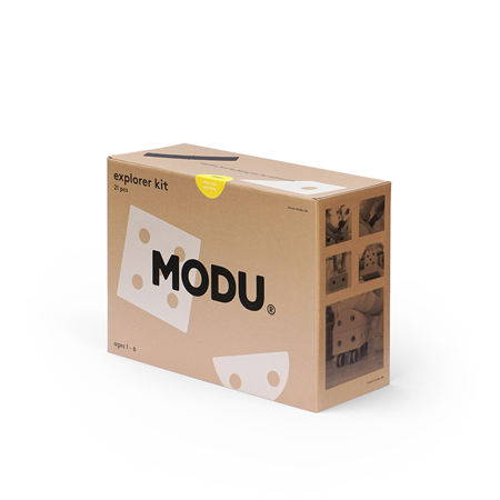 Picture of Modu® Explorer Set Yellow