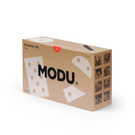 Picture of Modu® Dreamer Set Red