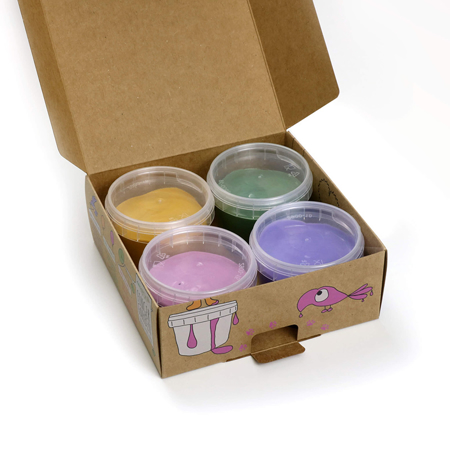 Picture of Neogrün® Finger paints Set - Luka