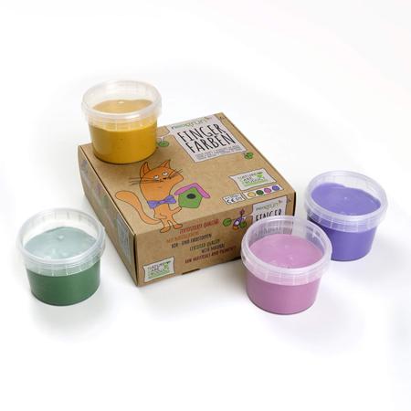 Picture of Neogrün® Finger paints Set - Luka