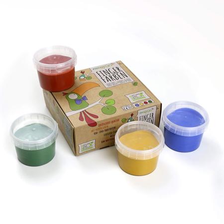 Picture of Neogrün® Finger paints Set - Aki