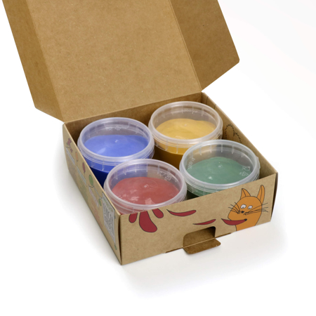 Picture of Neogrün® Finger paints Set - Aki