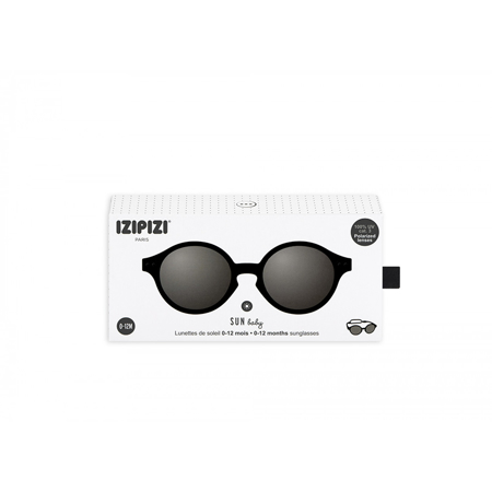 Picture of Izipizi® Baby sunglasses (0-12m) Black