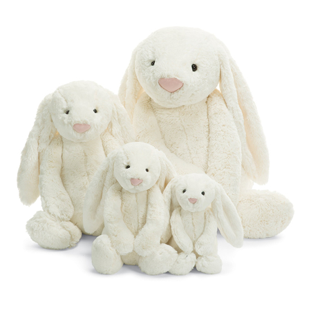 Picture of Jellycat® Soft Toy Bashful Cream Bunny Huge 51cm