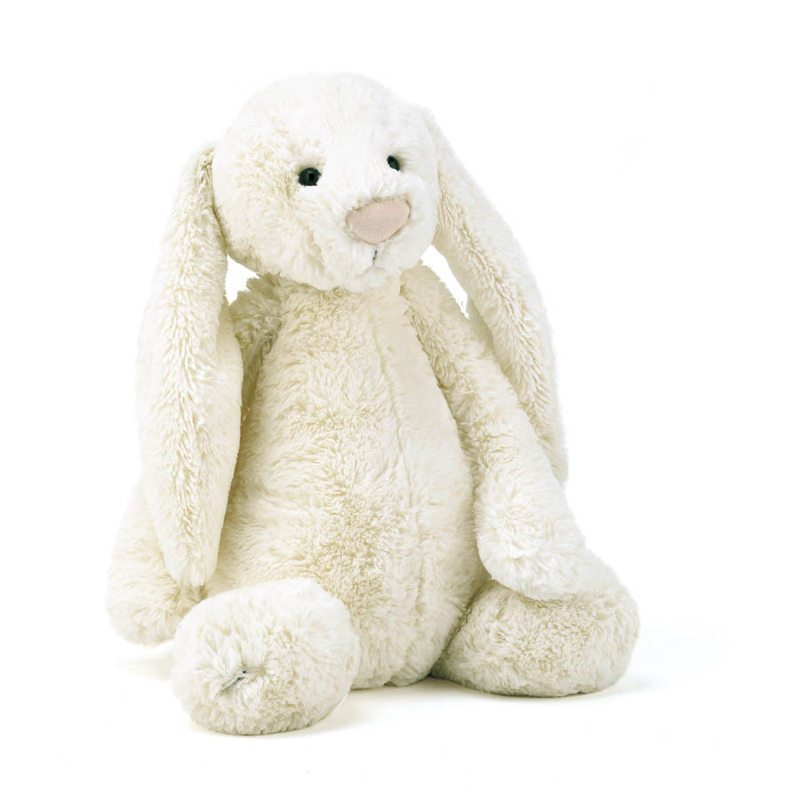 Picture of Jellycat® Soft Toy Bashful Cream Bunny Large 36cm