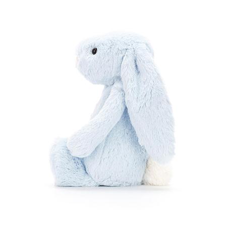 Jellycat® Soft Toy Bashful Blue Bunny Large 36cm