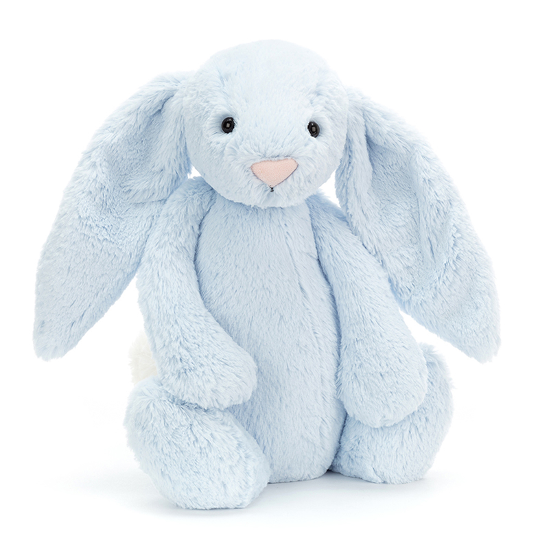 Picture of Jellycat® Soft Toy Bashful Blue Bunny Huge 51cm