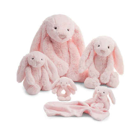 Picture of Jellycat® Soft Toy Bashful Pink Bunny Medium 31cm