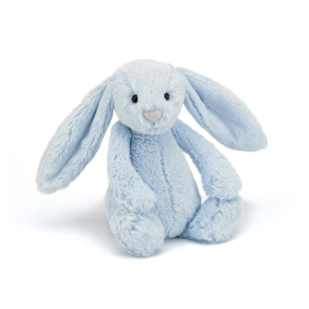 Picture of Jellycat® Soft Toy Bashful Blue Bunny Medium 31cm