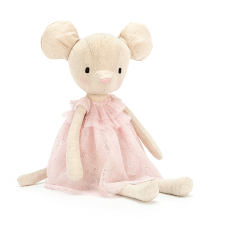 Picture of Jellycat® Soft Toy Jolie Mouse 30cm