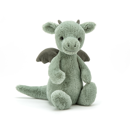 Picture of Jellycat® Soft Toy Bashful Dragon Small 18cm