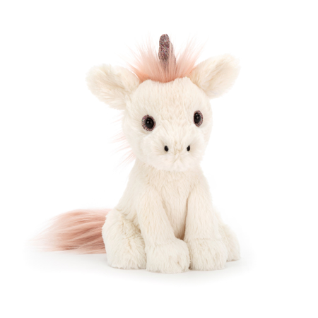 Picture of Jellycat® Soft Toy Starry-Eyed Unicorn 18cm