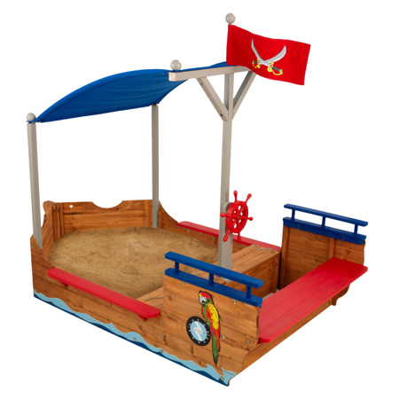 KidKratft® Pirate sandboat