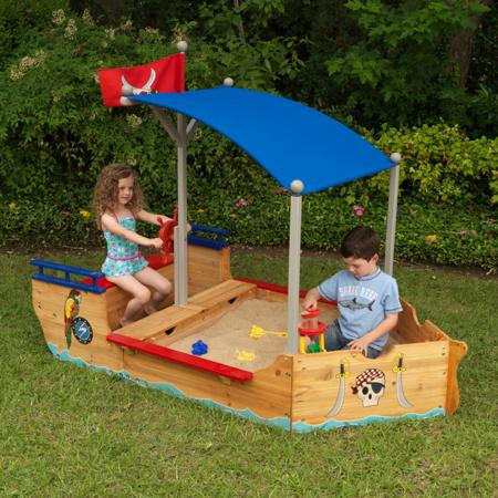 Picture of KidKratft® Pirate sandboat