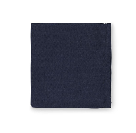 Picture of CamCam® Musling Cloth Navy 2pack (70x70)
