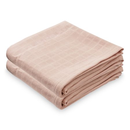 Picture of CamCam® Musling Cloth Blossom Pink 2pack (70x70)