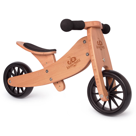 Kinderfeets® Tinytot Balance Bike 2in1 Bamboo