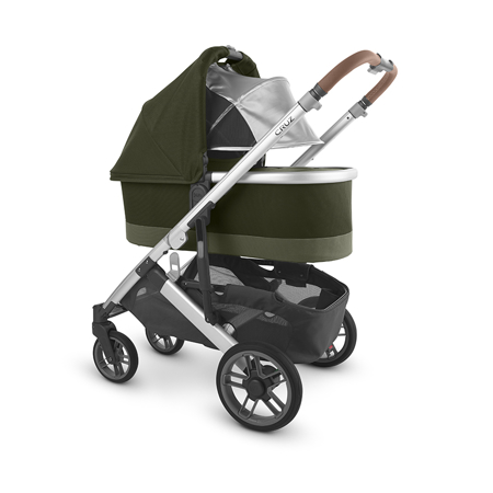 Picture of UPPABaby® Stroller with bassinet 2v1 Cruz V2 2020 Hazel