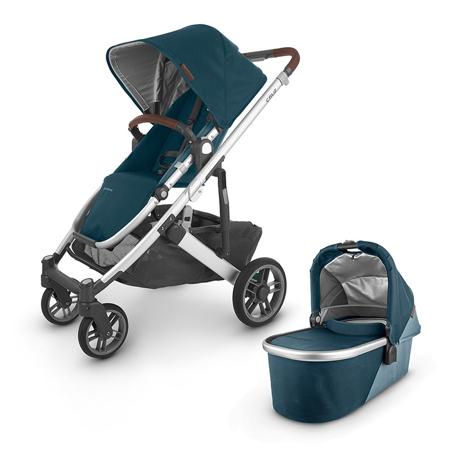 Picture of UPPABaby® Stroller with bassinet 2v1 Cruz V2 2020 Finn