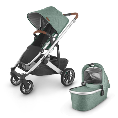 Picture of UPPABaby® Stroller with bassinet 2v1 Cruz V2 2020 Emmett