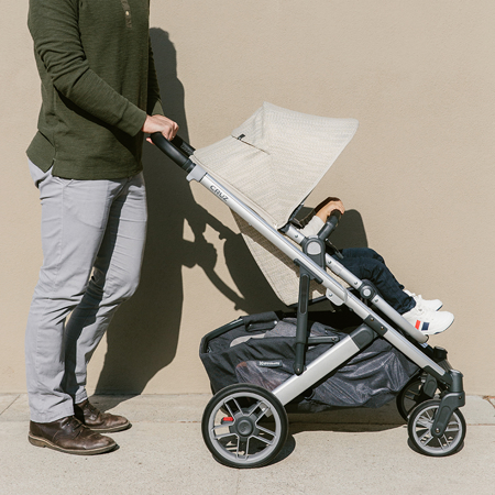 Picture of UPPABaby® Stroller with bassinet 2v1 Cruz V2 2020 Jordan