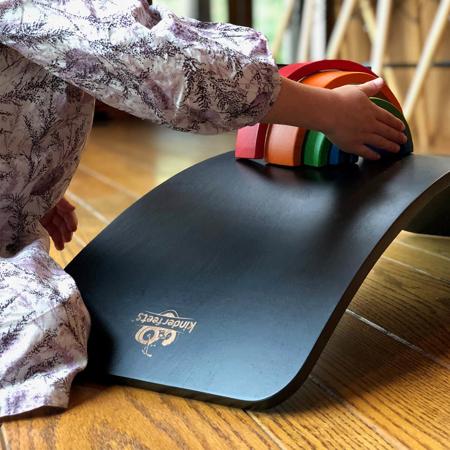 Picture of Kinderfeets® Kinderboard Black