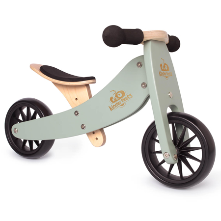 Kinderfeets® Tinytot Balance Bike 2in1 Sage