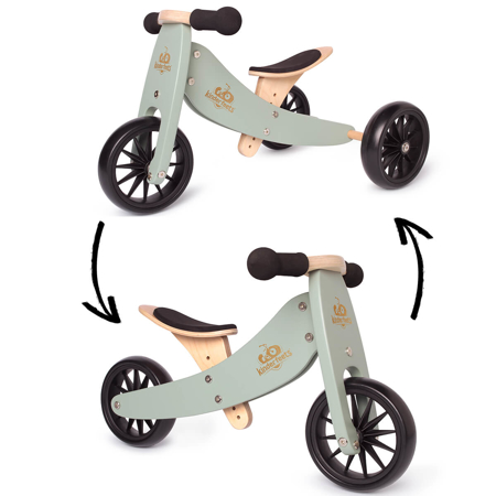 Picture of Kinderfeets® Tinytot Balance Bike 2in1 Sage