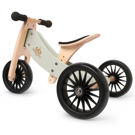 Kinderfeets® Balance Bike Tiny Tot Plus 2in1 Silver Sage