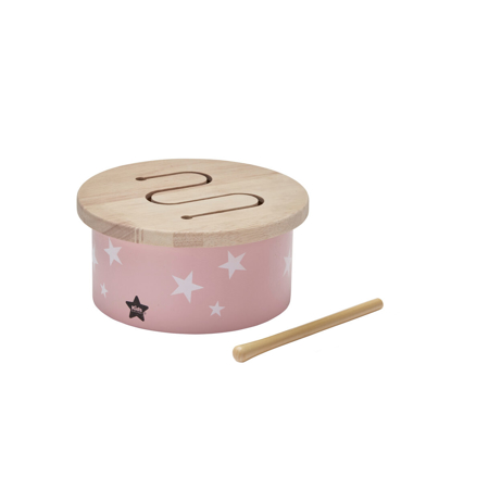 Kids Concept® Mini Drum Pink