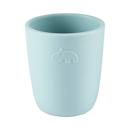 Picture of Done by Deer®  Silicone mini mug Deer Friends Blue