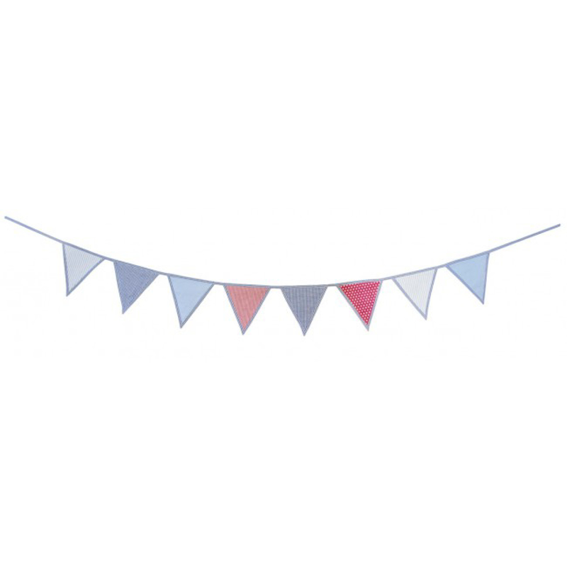 Picture of Kids Concept® Edvin Bunting Blue