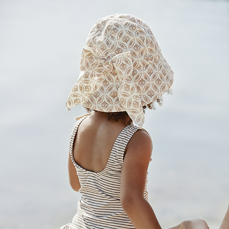 Picture of Elodie Details® Sun Hat - Sweet Date
