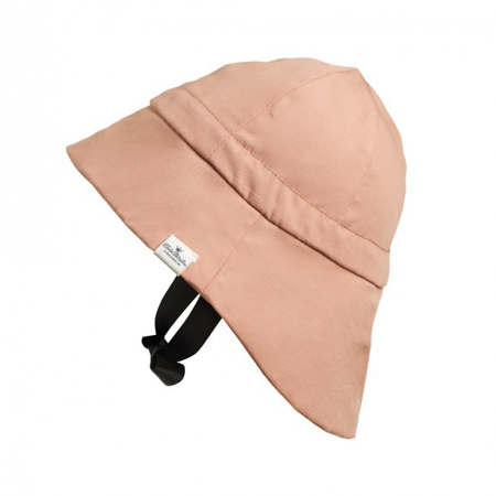 Elodie Details Sun Hat - Faded Rose - 6-12M