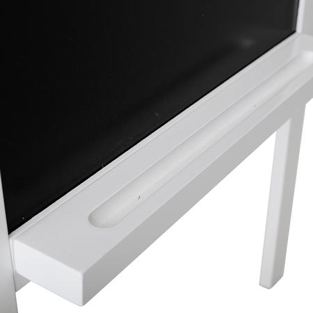 Picture of Bloomingville® Blackboard White