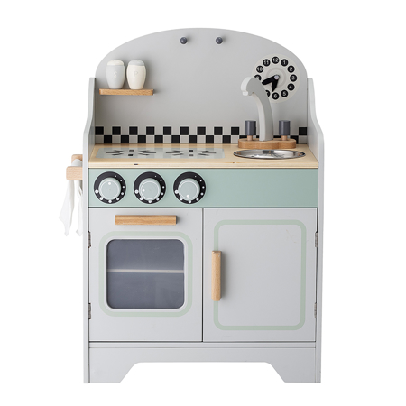 Picture of Bloomingville® Play Set Kitchen Grey
