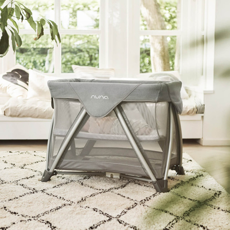 Picture of Nuna® Portable Bed Sena Aire Charcoal