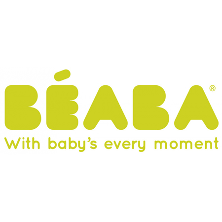Picture of Beaba®  Glass&Silicone Container 150ml Grey