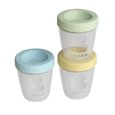Picture of Beaba® Silicone portions spring 3x200ml
