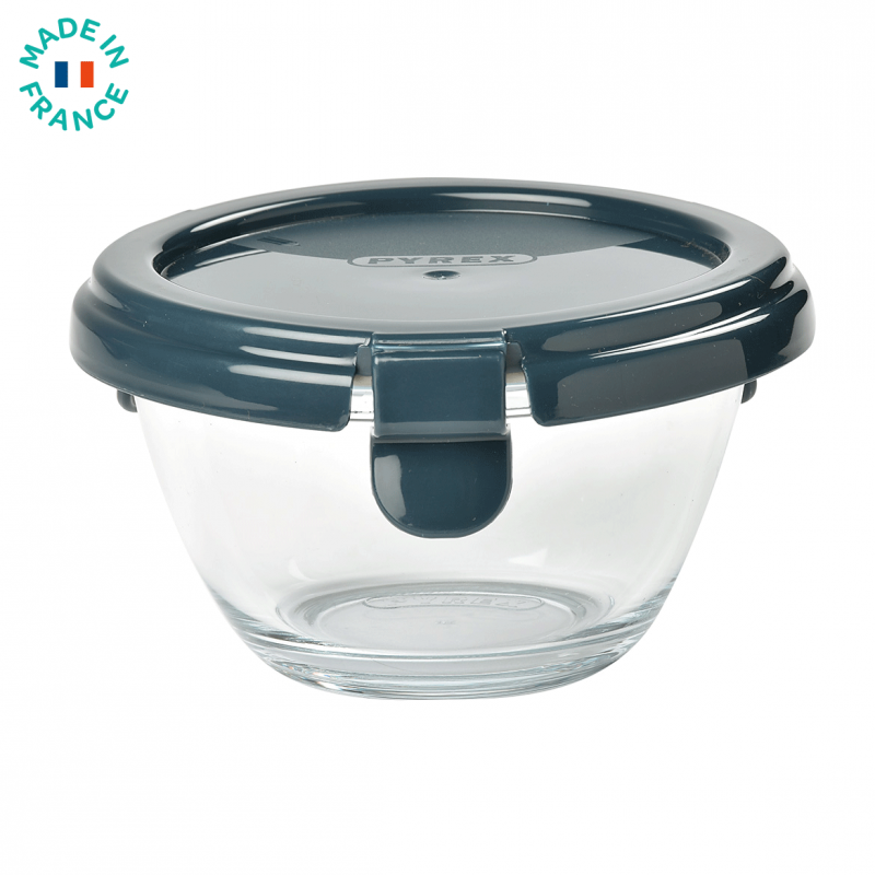 Picture of Beaba® Conservation Jar Pyrex Dark Blue