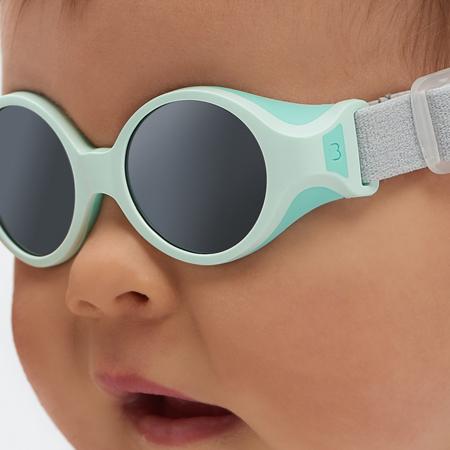 Beaba® Strap sunglasses (0-9m) Aqua