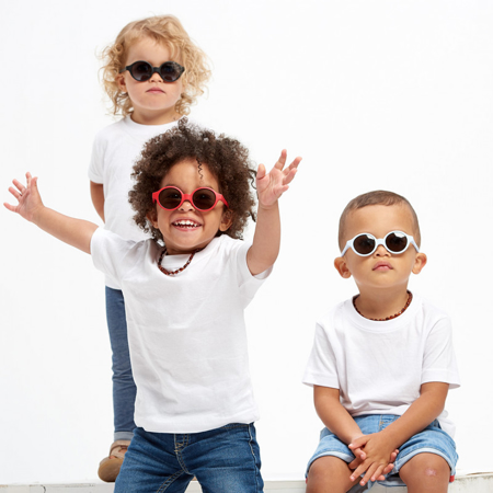 Picture of Beaba® Strap sunglasses (9-24m) Poppy