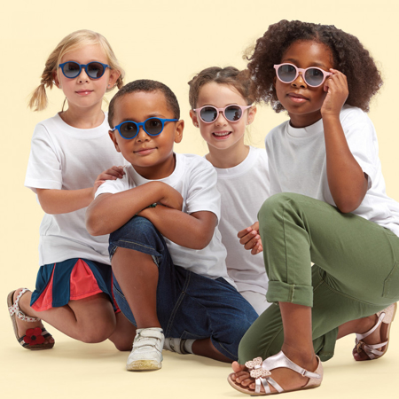 Picture of Beaba® Strap sunglasses (4-6Y) Black