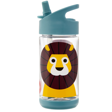 Picture of 3Sprouts® Water Bottle Lion